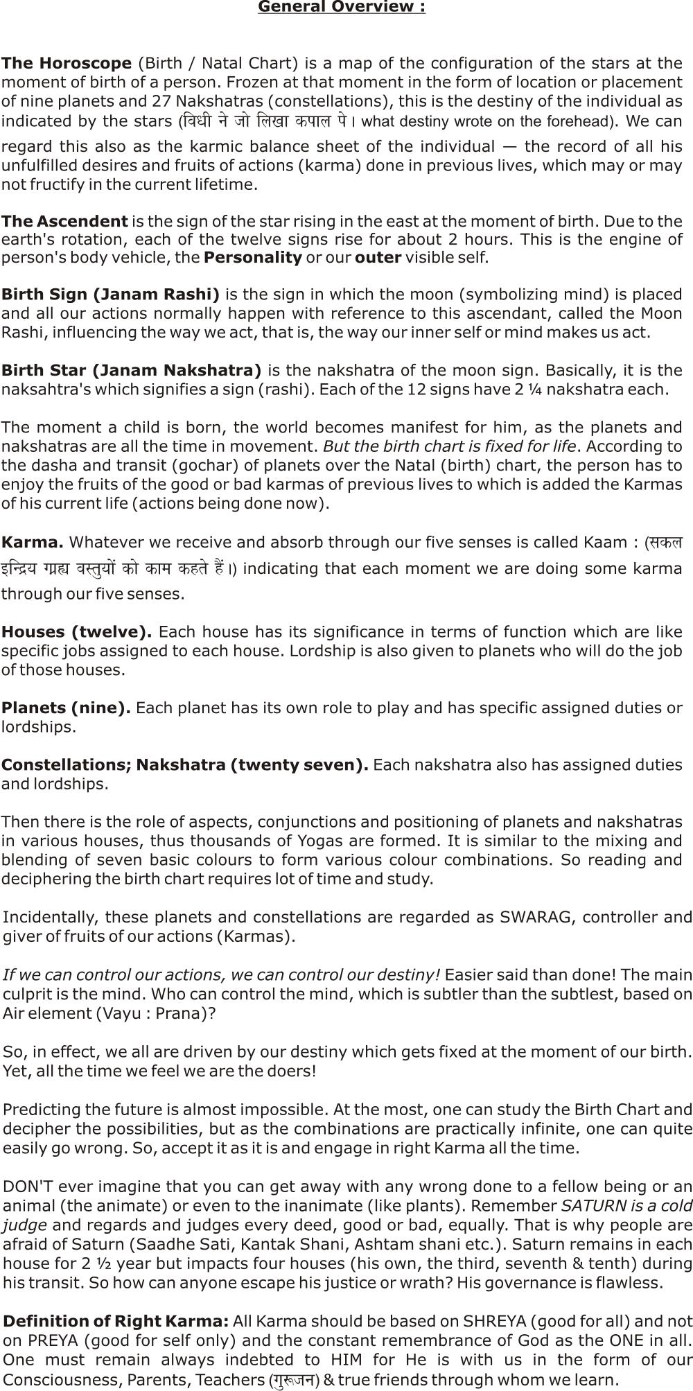 Astrology – Om Advisiors